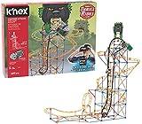 K'Nex 17447 Vulture's Vengence-Roller Coaster Building Set-inc 3D Viewer Construction Toy, Multicolour