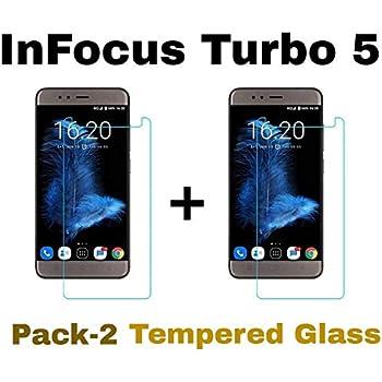 7225792eec Acm Tempered Glass Screenguard for Infocus Turbo 5: Amazon.in ...