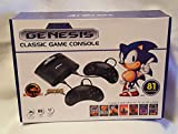 Sega Mega Drive - Consola Retro Wireless + 80 Juegos + Virtua Fighter 2 - Edición Sonic