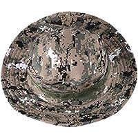 sdfghzsedfgsdfg Moda Unisex Cappello da Donna Donna Uomo Gorra Boonie Hat  Caccia Pesca Outdoor Largo Cappellino d494c9d8a06d