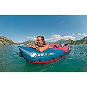 Sevylor Tahiti Plus Kayak - 2 + 1 Person from Sevylor