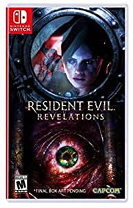 RESIDENT EVIL REVELATIONS COLLECTION NINTENDO SWITCH AMERICAN VERSION