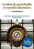 Gestion de portefeuille et marchés financiers 2e édition enrichie - Avec vidéos thématiques