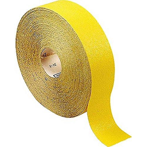 NORTON Schleifpapierrolle G131F P60 115mm x 50m gelb
