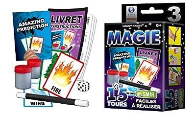 Smir- Coffret 15 Tours 3-Jeu Magie, 4663