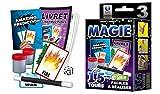 Smir- Coffret 15 Tours 3-Jeu Magie, 4663...