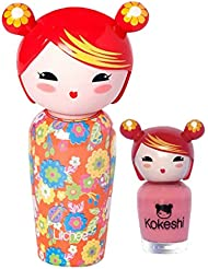 KOKESHI Jeremy Scott Litchee Coffret Vernis/Eau de Toilette 50 ml