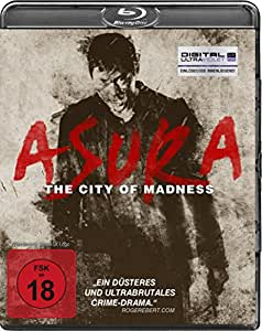 Asura - The City of Madness [Blu-ray]