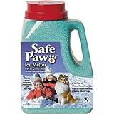 Safe Paw atossico Ice Melter Pet Safe, 8lb. 3oz.