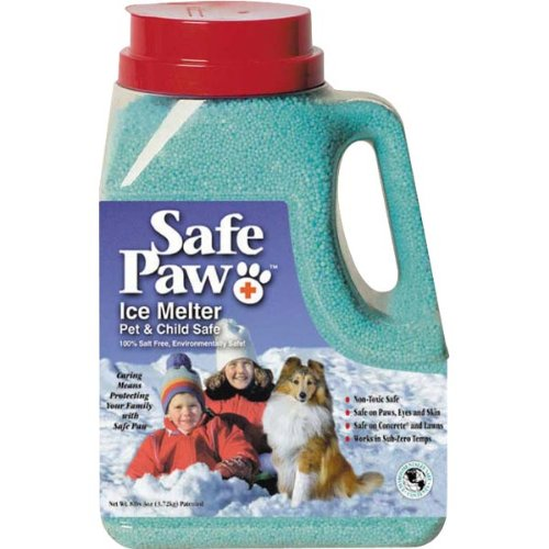 Safe Paw Ice Melter 8 Lbs 3oz by Safe Paw