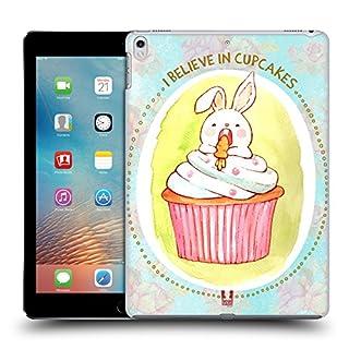 Head Case Designs Carrot Cupcake Adorable Bunnies Hard Back Case for iPad Pro 10.5 (2017)