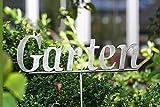 Gartendeko Gartenstecker - Garten -, 140 cm, Dekoration für den Außenbereich