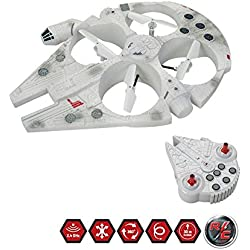 Star Wars Millennium Falcon Radio Control Dron de vuelo