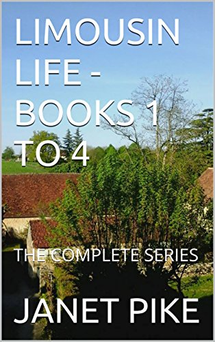 LIMOUSIN LIFE - BOOKS 1 TO 4: THE COMPLETE SERIES (English Edition)