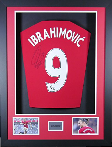 Zlatan-Ibrahimovic-Manchester-United-Signed-Shirt-3D-Framed-Display-with-COA