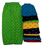 FABLOOK boys printed pants pack of 10 pi...