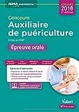 Concours Auxiliaire de puériculture - Entrée en IFAP - Épreuve orale - Concours 2018
