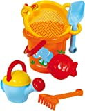 Gowi 558-38 Beach Toy Set Mouse-Themed Assorted