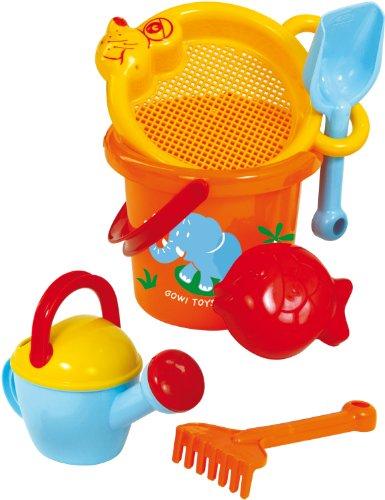 Sandspielzeug - Gowi 558-38 - Sand Set Maus (sortiert)