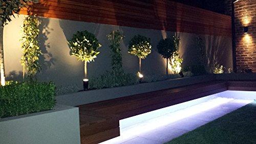 Online Leds 5M U2013 16.3ft Landscape Decking Garden Outside Color Changing Led  Strip Lighting Flexible LED Light Strip U2013 Indoor/Outdoor Accent Lighting Set  ...