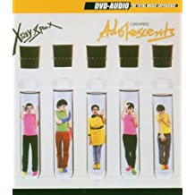 Germ Free Adolescents [DVD AUDIO]
