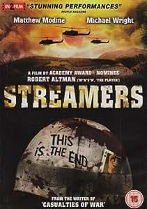 Streamers [DVD]