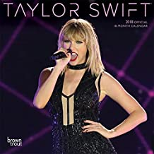 Taylor Swift 2018 Mini Wall Calendar