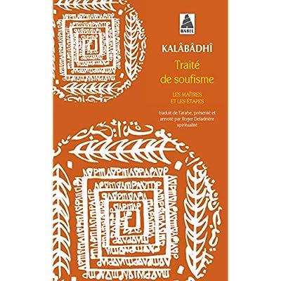 Traité de soufisme : Les maîtres et les Etapes