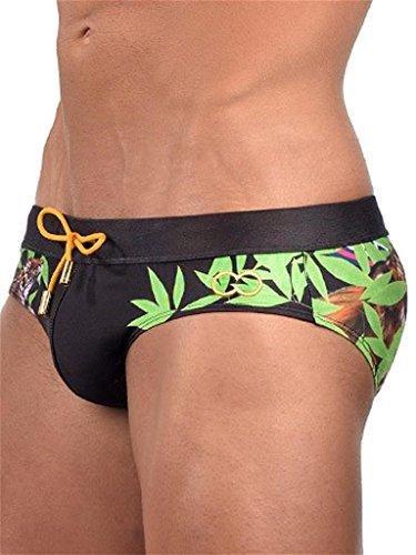 Ropa, Calzado Y Complementos Flight Tracker 2eros Icon Ii Swimwear Negro Bañador Bantalón De Baño Traje De Baño Hombres