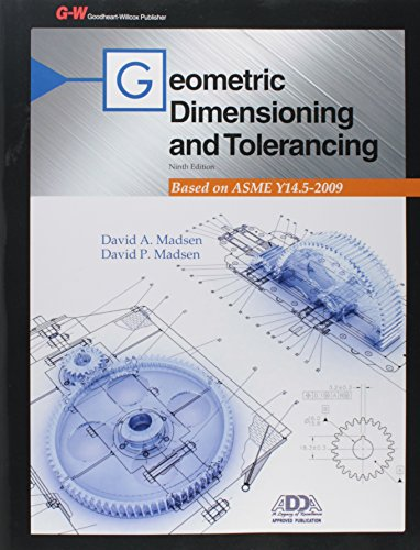 Geometric Dimensioning And Tolerancing For Mechanical Design Pdf