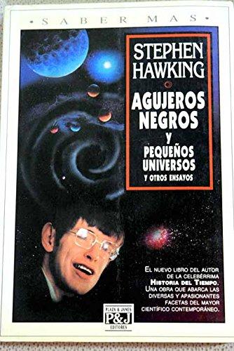 Descargar Libro Agujeros negros y pequeños universos de Stephen Hawking