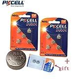 LR44 Alkaline Button Cell AG13 G13 A76 L1154 GP76A 357 SR44 1.5V Button Cells Batteries(10pcs)
