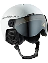 Black Crevice Skihelm Arlberg mit 2 Visiere, BCR143926