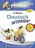 Deutsch intensiv (2. Klasse): Üben auf drei Lernstufen (Lern-Detektive - Jetzt blick ich durch)