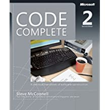 Code Complete: A Practical Handbook of Software Costruction (Dv Professional)