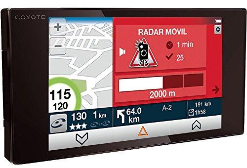 Coyote COYNAV Avisador de Radar con GPS Incluido