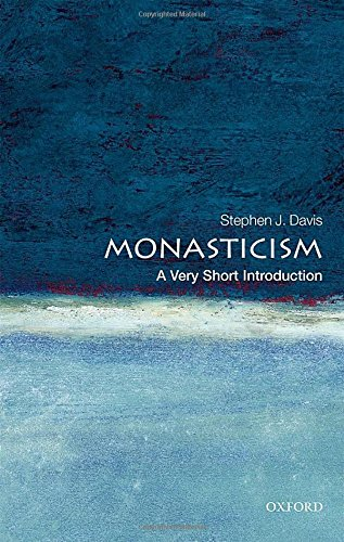 Monasticism: A Very Short Introduction (Very Short Introductions) por Stephen J. Davis