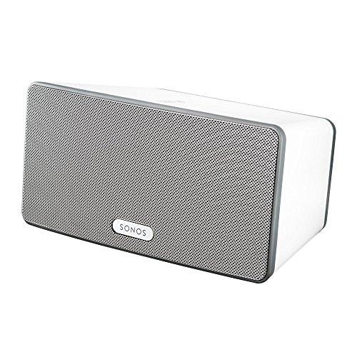 Sonos PLAY White Wireless Hi Fi - Sonos PLAY 3 White - The Wireless Hi-Fi