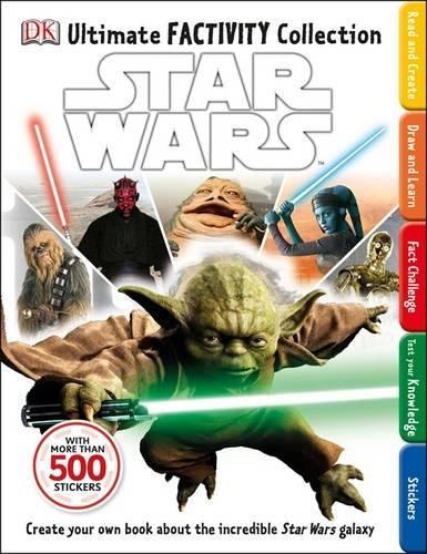 Star Wars Ultimate Factivity Collection (Dk Ultimate Factivity Collectn) por DK