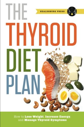 Thyroid Diet Plan Cover Image