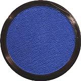 Eulenspiegel Maquillaje profesional Aqua, 20 ml/30 g, color azul aciano (183489)