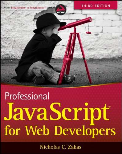 Professional JavaScript for Web Developers (Wrox Professional Guides) por Nicholas C. Zakas