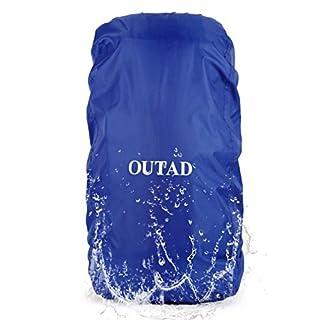 Homgrace Rucksack Regenschutz Regenhülle Wasserdichte Regenabdeckung Regencover für Laptoprucksack Schüler Backpacks Schultaschen Sporttasche Daypacks