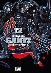 Gantz Edition perfect Tome 12