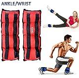 Cheville poignet poids de Course D'Exercice pour poignet réglable Résistance résistant aux Gym Fitness formation SANGLES VELCRO
