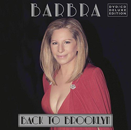 Barbra Streisand - Back to Brooklyn  (+ CD) [2 DVDs]