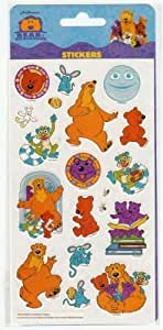 Bear in the Big Blue House: Sticker Sheet