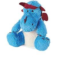 Warmies Peluche Da Coccolare Blu Drago - Per Microonde / Riscaldabile Peluche