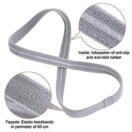 4 paia di calze senza elastico 100/% COTONE 1//1 costola ANTRACITE Classic 39 a 46