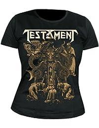 TESTAMENT - Demonarchy - GIRLIE - Shirt